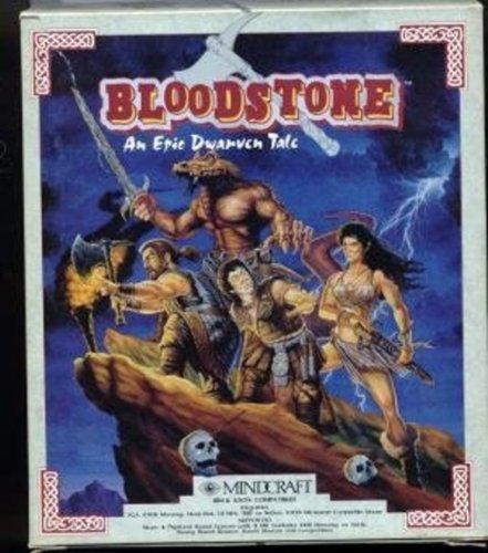 Bloodstone: An Epic Dwarven Tale