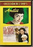 La Vida Es Bella (Life Is Beautiful) & Amelie (The Fabulous Destiny of Amelie Poulain) [*Ntsc/region 1 & 4 Dvd. Import-latin America] 2 DVD Collectors Edition