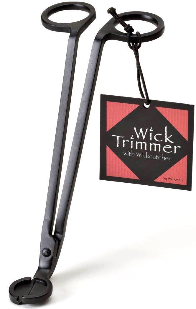 Wickman Scissors キャンドル用はさみ(メタルブラック) B000XYEEB4