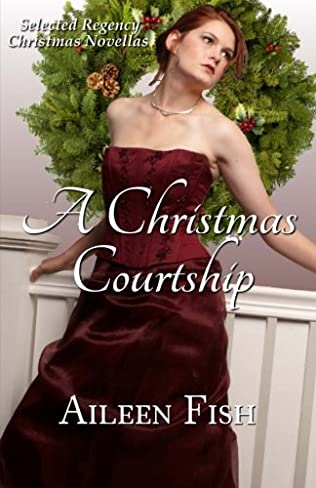 book cover of A Christmas Courtship