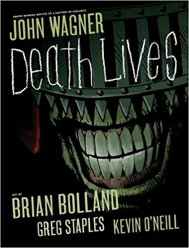 Judge Death: Death Lives! (Judge Dredd) by John Wagner (2010-07-13)
