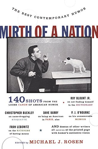 Mirth of a Nation: The Best Contemporary Humor pdf epub
