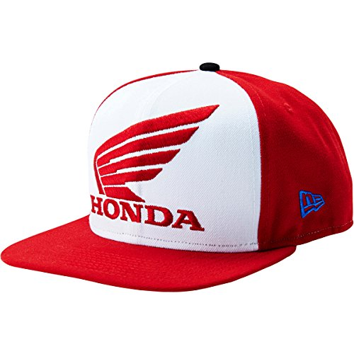 Troy Lee Designs Mens Honda Team Snapback Hat One Size Fits All Red
