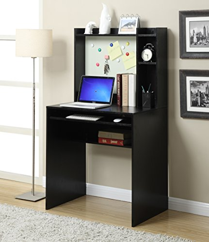 Convenience Concepts Designs2Go Desk Black
