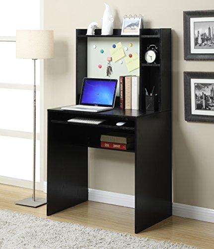 Convenience Concepts Designs2Go Desk Black