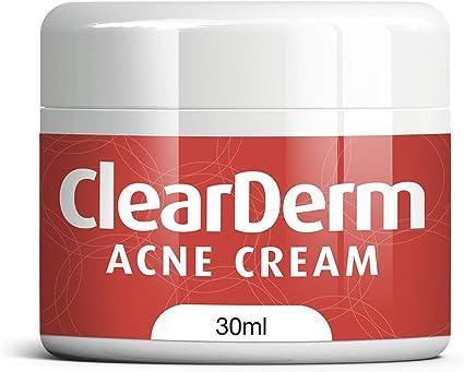 Clear Derm Effacer Derm spot Remedies Crème pas plus de taches lisser la peau libre de bouton