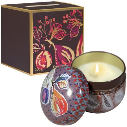 Figue Noire Tabac Blond (Fig Tobacco) CANDLE 200g by FRAGONARD 100% authentic original from PARIS FRANCE