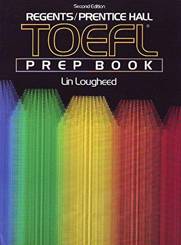 (Regents Prentice Hall Toefl Prep Book: Book )