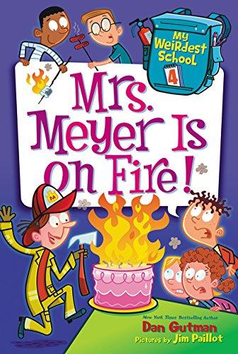 Download My Weirdest School #4: Mrs. Meyer Is on Fire! pdf