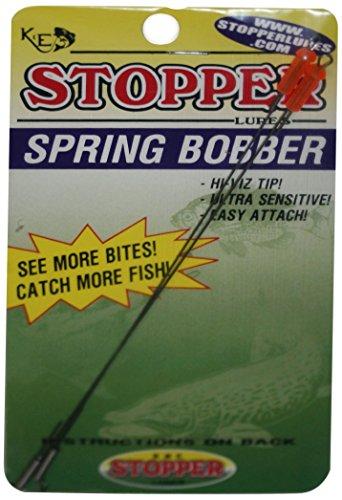 Bobber Frabill Spring (K&E SB63-2PK Bobber Spring Wire (2-Pack))