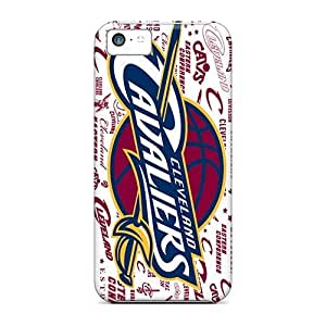 New Style L.M.CASE Hard Case For Sumsung Galaxy S4 I9500 Cover Cleveland Cavaliers