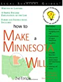 How to Make a Minnesota Will, D. M. Boulay and Mark Warda, 1572481781