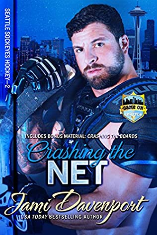 book cover of Crashing the Net