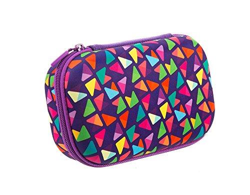 ZIPIT Colorz Storage Box, Purple