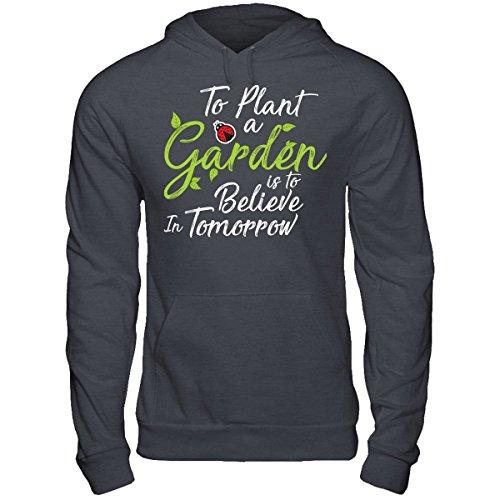 Everton Christmas Sweater - Gardening - To Plant A Garden Is To Believe - Love Gardening Hoodie