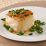 Kansas City Steaks 4 (8 oz) Chilean Sea Bass