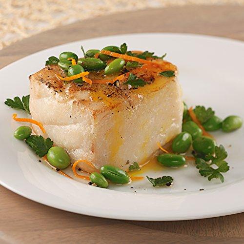 - Kansas City Steaks 4 (8 oz) Chilean Sea Bass