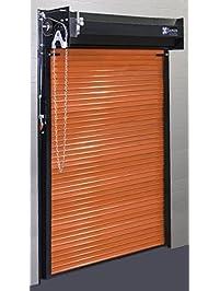 Superb DuroDOORS Janus 9u0027x10u0027 Self Storage 750 Series Wind Rated Steel Roll Up