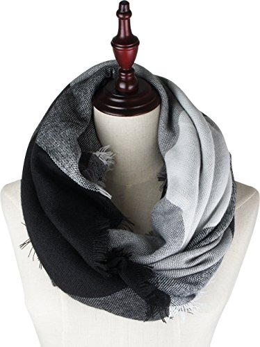 Winter Warm Wrap Scarf Shawl Cape