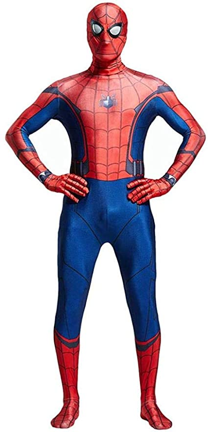 GWNJSSG Traje De Spiderman Homecoming Niños Mono Onesies ...