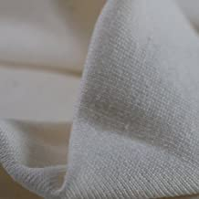 Neotrims Cotton Mix Lycra Type Stretch Knit Rib Fabric to Trim Garments, Waistbands, Cuffs and Welts. Light Weight Tubular Jersey Material for Apparel. Resilient, Soft Natural Cotton Feel. Black, Grey, Charcoal, Navy and Cream Colours. Great Price. Available in half and 1 meter option.