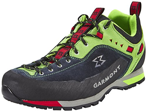 Garmont Dragontail LT - Calzado - gris/verde 2016 Anthracite/Green