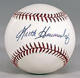 #9: New York Mets Keith Hernandez Autographed Baseball