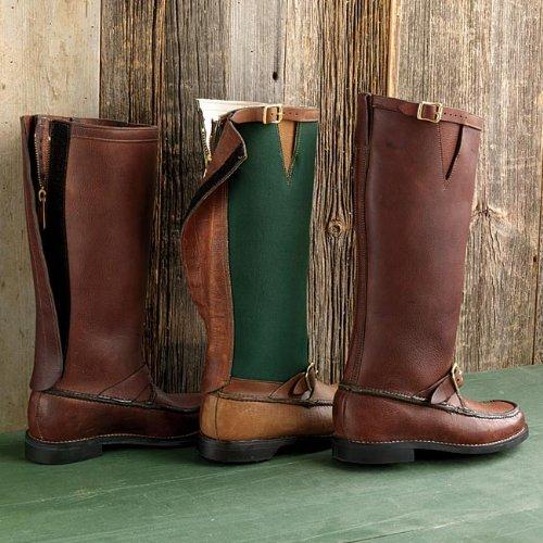 Review Gokey Snakeproof Light Cordura Boots / Light Cordura Zip-back Boots, 12, Width: E Width