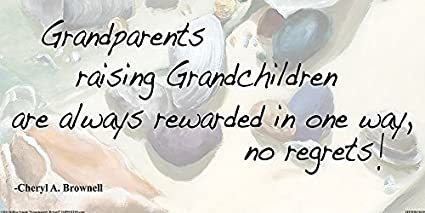 Amazon.com: Buyartforless Grandparents Quote by Kelissa ...