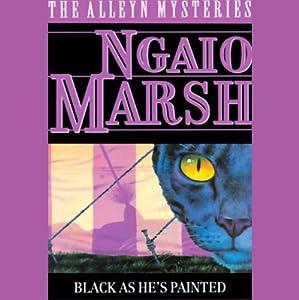 Black as He's Painted Audiobook