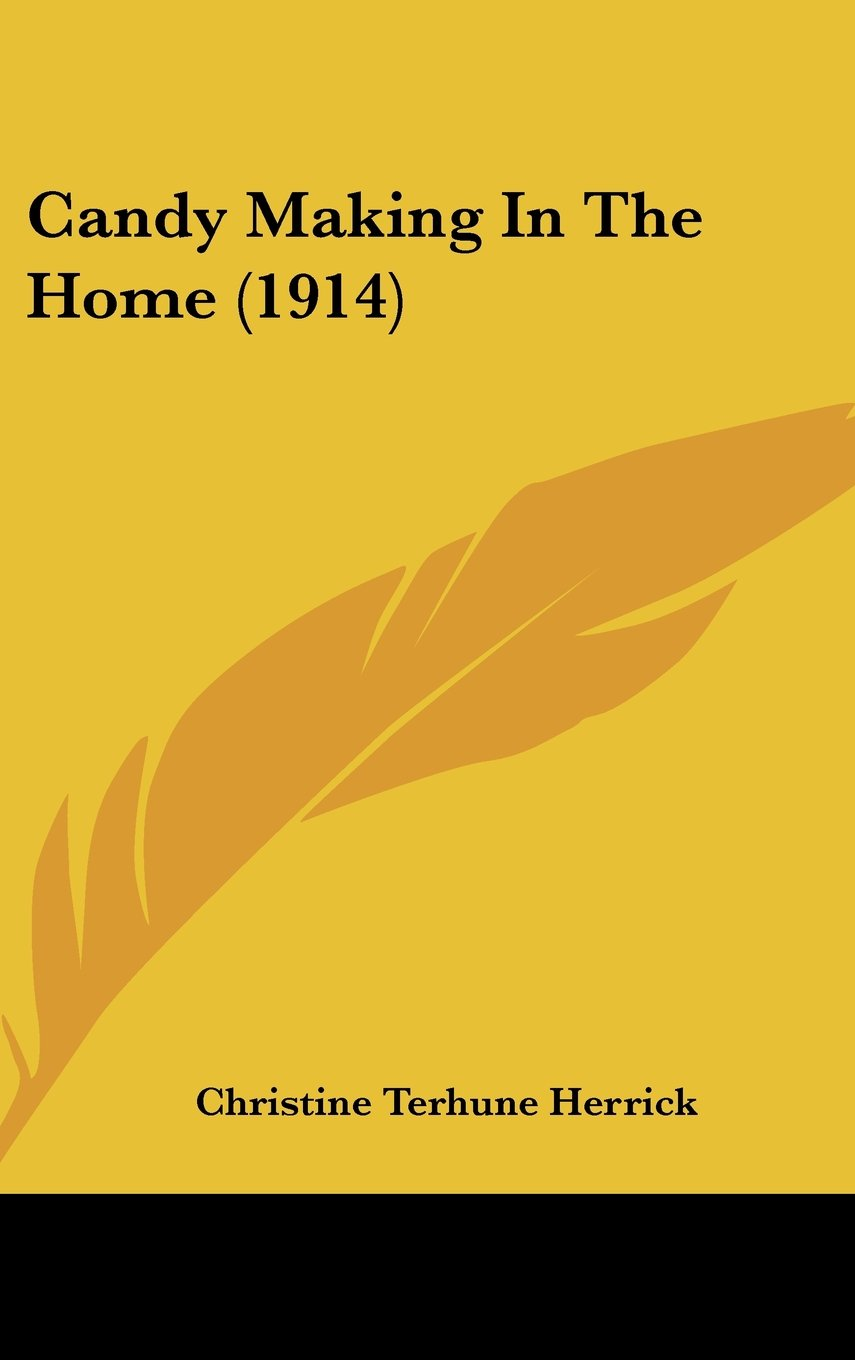 Download Candy Making In The Home (1914) ebook