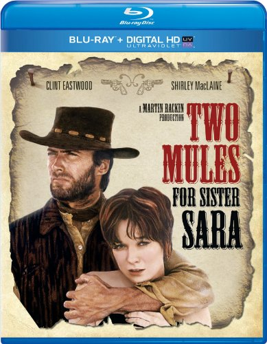 Two Mules For Sister Sara (Blu-ray + DIGITAL HD with UltraViolet)