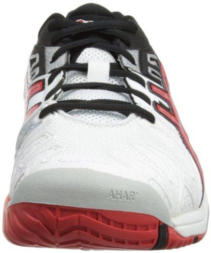 Chaussures Noir Asics homme de Gel tennis Resolution 5 qqWBzntH