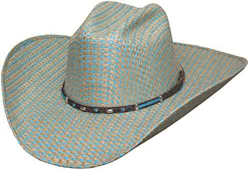c58a55e531d21 Montecarlo Bullhide Hats WHAT A NIGHT 50X Jute Straw Cowboy Western Hat