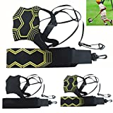 Soccer Trainer, Fansport Soccer Kick Practice Training Equipment with Elastic Waistband