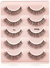 The multipack collection gives the lashionista a great value and is available in the most popular styles! Top-quality, lightweight lashes are created with Tapered End Technology so lashes blend seamlessly with your own. The kit includes an Ea...