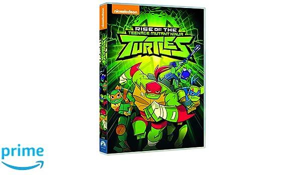 Rise Of The Teenage Mutant Ninja Turtles 1 [DVD]: Amazon.es ...