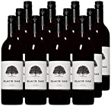 Black Oak Big Time Merlot Red Wine Case Pack, 12 x 750ml