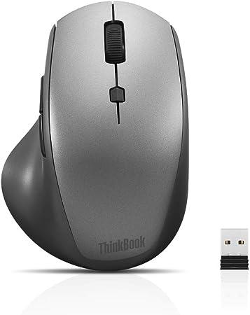 Lenovo Maus Wireless Thinkbook Wireless Media Mouse Elektronik