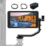 Feelworld Master MA5, 5 inch on Camera Field Monitor, Full HD 1920x1080 IPS, Gimbal/Stabilizer Director Monitor, 4K HDMI Input Output, Real-time Camera Charge