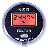 NSD Power Digital LCD Speedometer SM-02 for use with NSD Gyroscopic Spinner