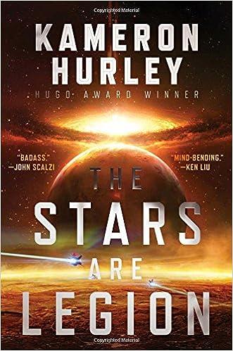 Amazon.com: The Stars Are Legion: 9781481447935: Hurley, Kameron: Books