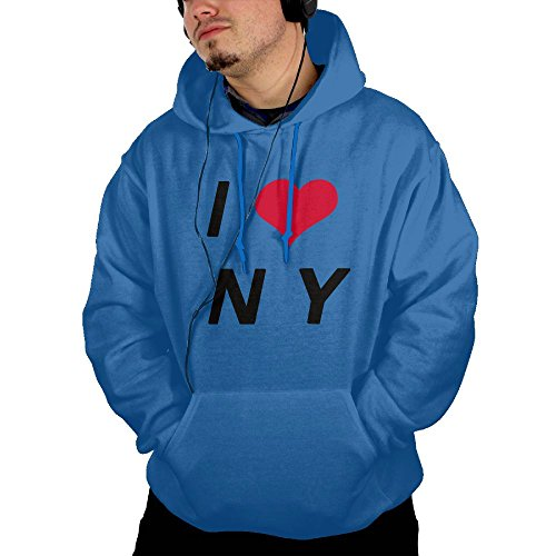 Jacobs Multi Craft Chuck (I Love NY Men's Fashion Patchwork Hooded Sweatshirt Jacket XXL)