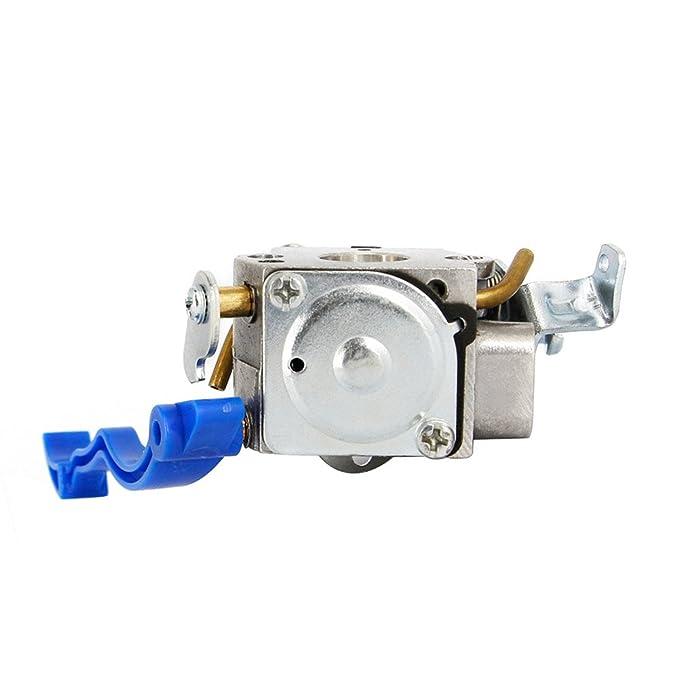 Atoparts Nuevo carburador para Zama C1Q-W37 Husqvarna 125B ...
