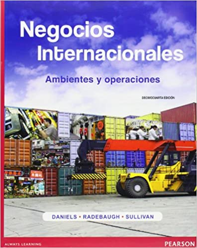 Book International Business (MX TR SPANISH TRANSLATION) (14th Edition) (Spanish Edition)