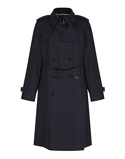 top-rated real nice cheap super specials Aquascutum Bogart Long Db Mens Trench