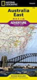 Australia East (National Geographic Adventure Map)