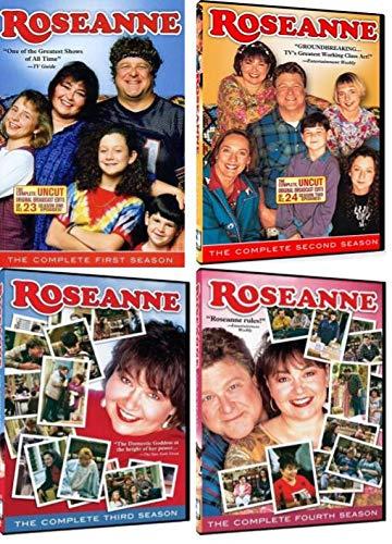(Roseanne Complete Series - Season 1, 2, 3 & 4)
