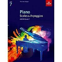 Piano Scales & Arpeggios, Grade 7 (ABRSM Scales