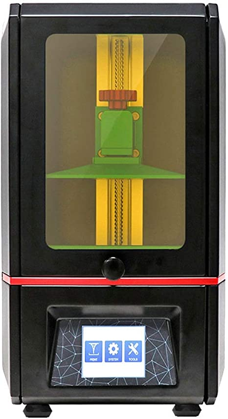 Z.L.FFLZ Impresora 3D Fotón UV Fotocurado 3D Impresora, Ultra ...